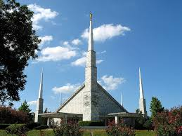 Dallas Texas LDS  Mormon  Temple