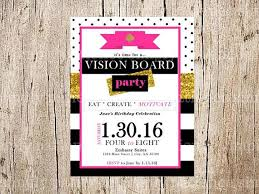 vision board invitation vision board invitation for