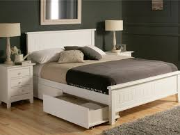 cheap white bed frames best 25 diy bed frame ideas only on