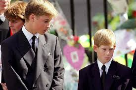 Princess Diana S Sons by Princes William And Harry Open Up About The Moment They Found Out