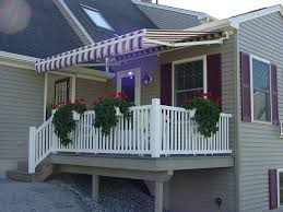 Hand Crank Retractable Awnings 8700 Retractable Awning