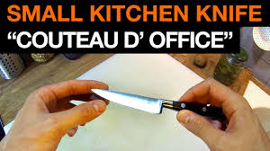 Small Kitchen Knives Why You Need An