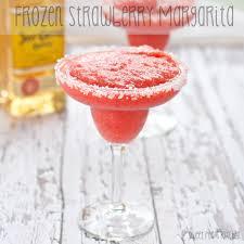 strawberry margarita sweet pea u0027s kitchen frozen strawberry margaritas
