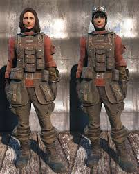 Fallout Clothes For Sale Field Scribe U0027s Armor Fallout Wiki Fandom Powered By Wikia