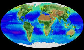 map of eart nasa map of earth s seasons 20 years highlights climate