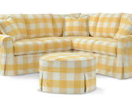 slipcovered furniture and cottage seating cottage home