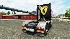 volvo 10 wheeler truck special skin for volvo truck for euro truck simulator 2