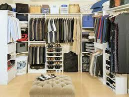 elegant interior ideas for master bedroom walk in closet designs