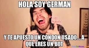 Hola Soy German Memes - hola soy german canal 1 on hola soy german memes broxtern