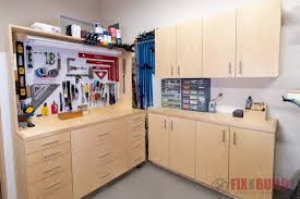 how to build kitchen cabinets free plans pdf 5 diy garage cabinets modular shop storage system