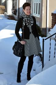 dressed for a black and white world already pretty kate spade