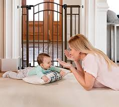 Summer Infant Banister Gate Top 6 Extra Tall Baby Gate 2017 Reviews Petandbabygates