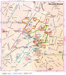 Map Walking Distance 14 Top Rated Tourist Attractions U0026 Things To Do In Brussels