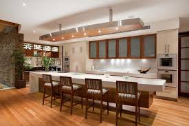Tropical Kitchen Design Sovereign Island Residence Tropical Kitchen Brisbane By