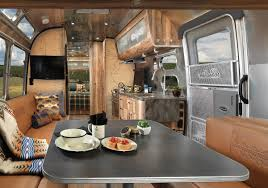 airstream travel trailers floor plans the coolest modern rvs trailers and campers design milk