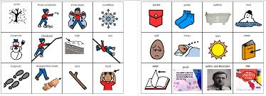 the budget slp the snowy day for speech and language therapy