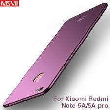 Xiaomi Note 5a Xiaomi Redmi Note 5a Pro Msvii For Xiaomi Redmi Note 5a