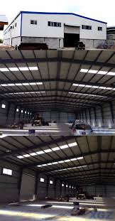china design prefabricated steel structure warehouse with ce