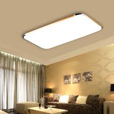 Bedroom Led Ceiling Lights With 48w Flush Mount Led Pendant Light