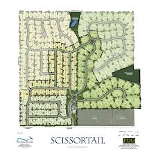 site plan master site plan for scissortail gated community in bentonville