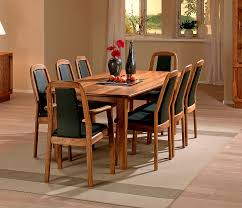Traditional Dining Room Tables Solid Wood Wharfside Danish Furniture - Solid dining room tables