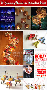 50 stunning christmas decoration ideas casting a magical spell on