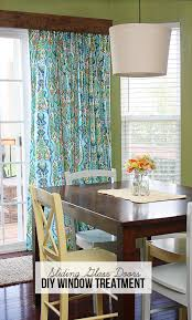 Sewing Curtains With Lining Diy Window Treatment For Sliding Glass Doors Curtain Clips Amy
