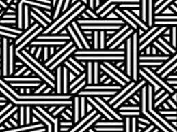 black white line arv121 design