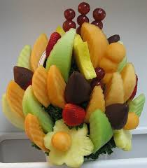 food arrangements fruit arrangements for baby shower trays ideas for beautiful
