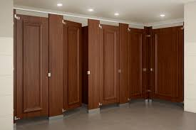 Toilet Partition Ironwood Manufacturing Wood Veneer Toilet Partitions And Doors