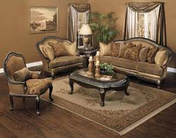 Glass Living Room Furniture Country French Living Room Furniture Brown Rug Area Big Wall Tv