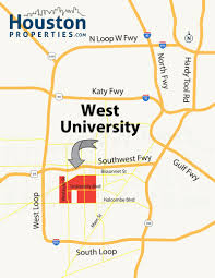 West Virginia Zip Code Map by West University Houston Real Estate U0026 Neighborhood Guide