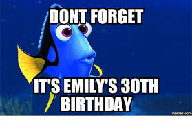 Funny 30th Birthday Meme - 25 best memes about funny happy birthdays funny happy