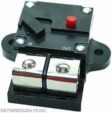 car electronics circuit breakers ebay