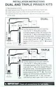 keihin dual carb primer kit kawasaki jet ski zxi sts stx sxi 750