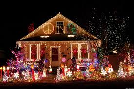 tremendous outdoor light displays photo