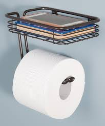 wall mount paper towel holder with shelf towel