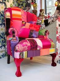 patchwork chairs dressingroomsinteriors