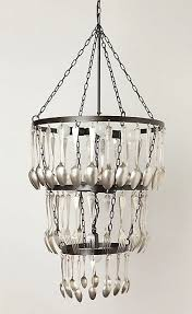 Cutlery Chandelier Spoon And Fork Chandelier