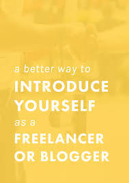 introduction letter to clients template a better way to introduce yourself as a freelancer or blogger