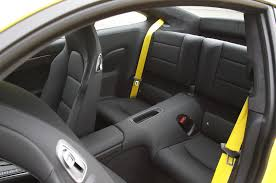 porsche 911 back seat porsche 911 turbo s drive