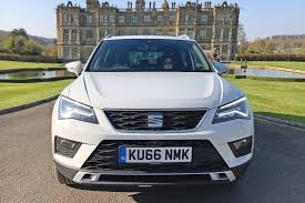 our seat ateca long termer went down so well we bought one by