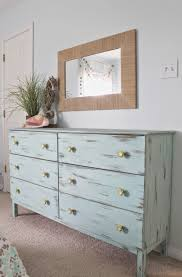 themed knobs themed bedroom aqua painted unfinished dresser from ikea