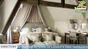 covent garden hotel london hotels uk youtube