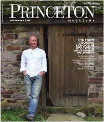 Gerard Barnes Lambert Princeton Magazine Spring 2016 By Witherspoon Media Group Issuu