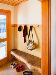 Bench By Front Door Entry Bench Houzz