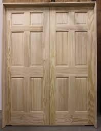home depot prehung interior doors decorating cool pine prehung interior doors with panel for home