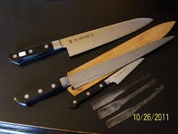 used kitchen knives japanese kitchen knives