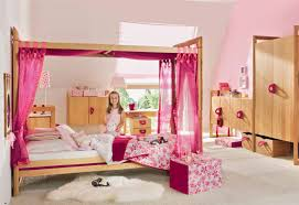 awesome pink princess butterfly trundle bed kids bedroom furniture