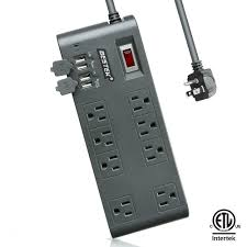 wall mounted surge protector usb surge picture more detailed picture about bestek power strip